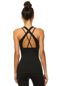 The Lacey Criss Cross Tank