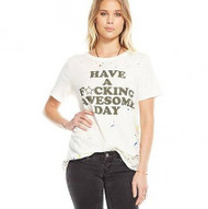 Chaser Awesome Day Tee
