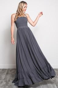 The Aimee Dress- Midnight