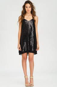 The Presley Dress- Black