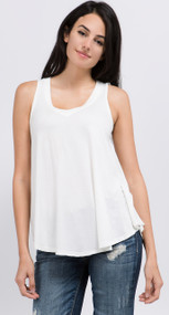 The Gardner V Neck Tank