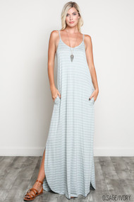 The Alyssa Dress- Sage