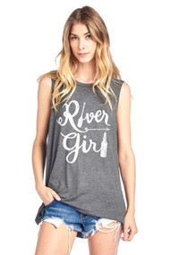 The River Girl Tank