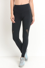 The Shawna Leggings-Black