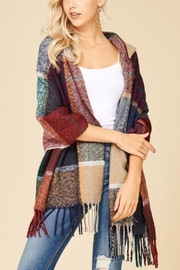 The Madison Poncho