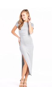 The Ruby Dress- Grey