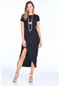 The Ruby Dress- Black