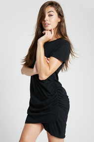 The Rochelle Dress- Black