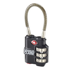 Travel Sentry® Indicator® Heavy-Duty Cable Lock