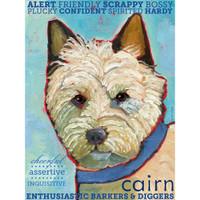 Ursula Dodge Cairn Terrier