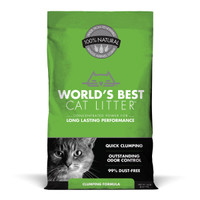 World's Best Clumping Cat Litter