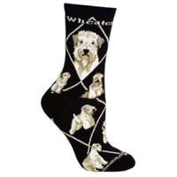 Wheel House Wheaten Socks