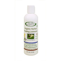 Mad About Organics Organic Herbal Healing Liniment