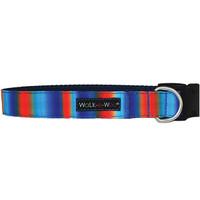 Walk-E-Woo Tie Dye - Blue & Orange