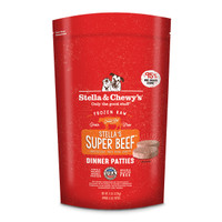 Stella & Chewy's Frozen Beef Patties for Dogs