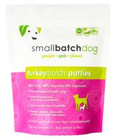 Small Batch Frozen Turkey Patties - 6 lb.