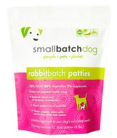 Small Batch Frozen Rabbit Patties - 6 lb.