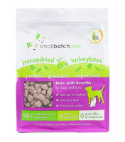 Small Batch Freeze-Dried Turkey Treats