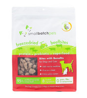 Small Batch Freeze Dried Beef Treats