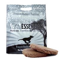 Vital Essentials Dog Frozen Patties Rabbit-6 lb