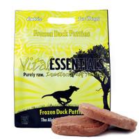 Vital Essentials Dog Frozen Patties Duck-6 lb
