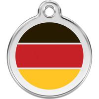 Red Dingo Enamel Germany