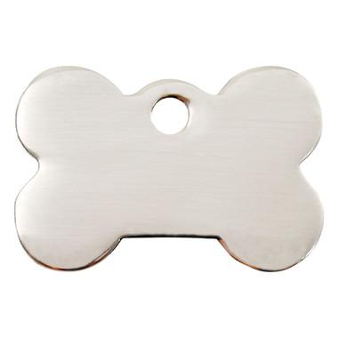 Red Dingo Flat Tag Bone