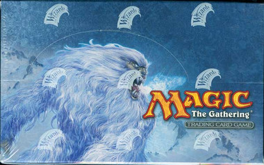 Magic the Gathering Coldsnap Booster Box