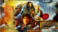 The Hobbit Desolation of Smaug Trading Cards Box (Cryptozoic)