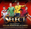 2015 Panini Select Soccer Hobby Box