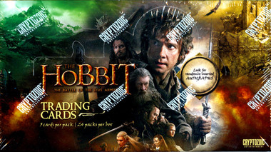 2016 The Hobbit: Battle of the Five Armies Trading Card Box