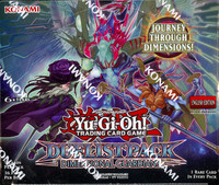 Yugioh Duelist Pack Dimensional Guardians Booster Box