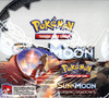 Pokemon Sun & Moon Burning Shadows Booster 6 Box Case