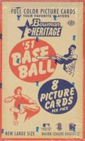 2005 Bowman Heritage Baseball Hobby Box