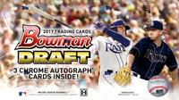2017 Bowman Draft Baseball Jumbo Box