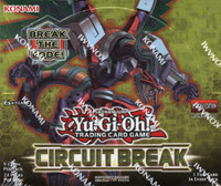 Yugioh Circuit Break 1st Edition Booster Box