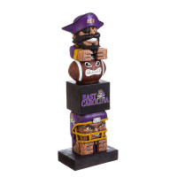 East Carolina University Tiki Team Totem Garden Statue