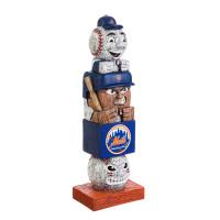 New York Mets Tiki Team Totem
