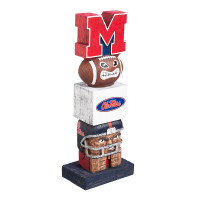 University of Mississippi Tiki Team Totem