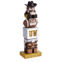 University of Wyoming Tiki Team Totem