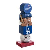 Los Angeles Dodgers Tiki Team Totem