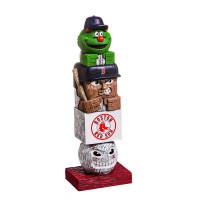 Boston Red Sox Tiki Team Totem