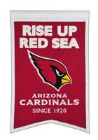 Arizona Cardinals Franchise Banner