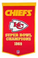 Kansas City Chiefs SB Banner