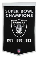 Oakland Raiders SB Banner