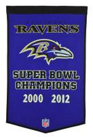 Baltimore Ravens SB Banner