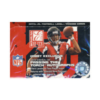 2005 Donruss Elite Football Hobby Box