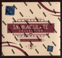 2017/18 Panini Immaculate Basketball Hobby Box