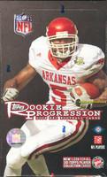 2008 Topps Rookie Progression Football Hobby Box