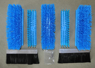 Hygiene Wellie Washer - Complete Set of Replacement Brushes